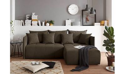 andas 3-Sitzer »Mateo«, mit Bettfunktion und Bettkasten kaufen