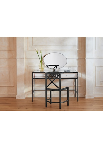 Guido Maria Kretschmer Home&Living Schminktisch »Hivero«, 2 cm starke Tischplatte,... kaufen