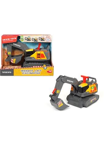 """Dickie Toys Spielzeug - Bagger """"Volvo Weight Lift Excavator"""" kaufen"""