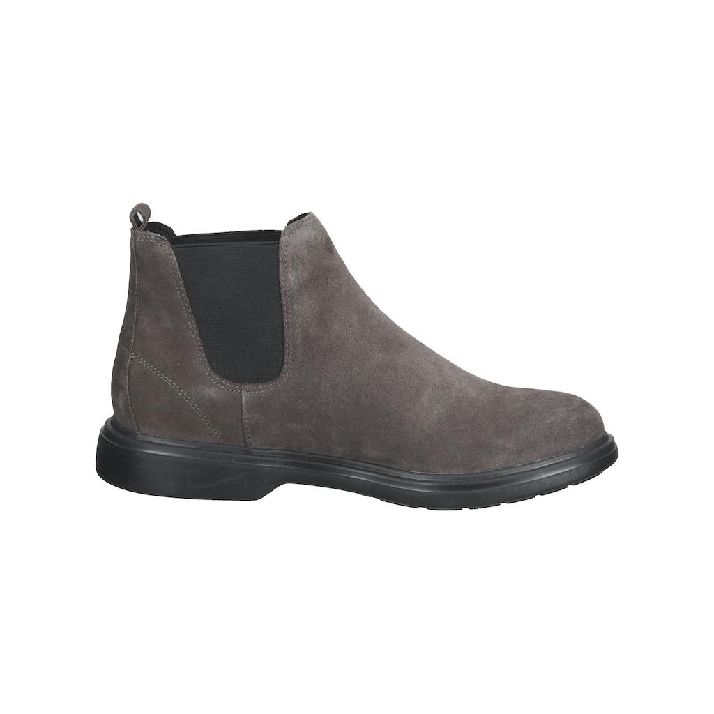 Geox Stiefelette »Leder/Textil«