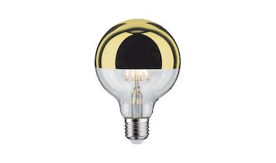 Paulmann »Globe 95 Kopfspiegel Gold 5W E27 Warmweiß dimmbar« LED - Leuchtmittel, E27, Warmweiß kaufen