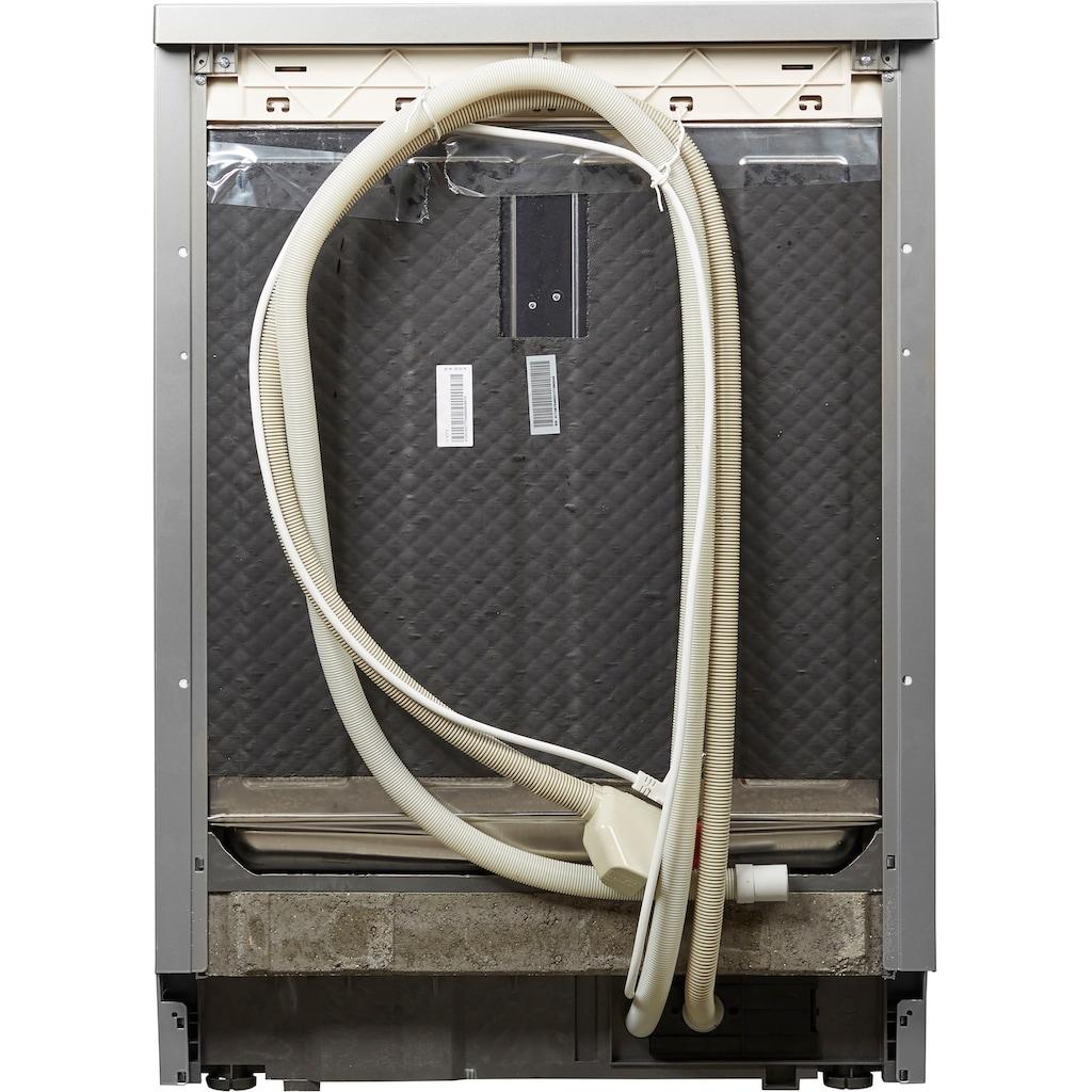 Sharp Standgeschirrspüler, QW-HX12F47ES-DE, 12 Maßgedecke