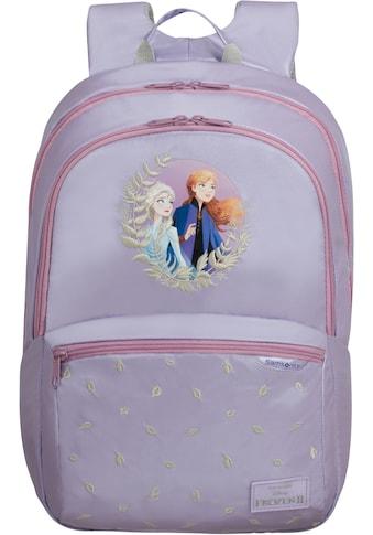 Samsonite Kinderrucksack »Disney Ultimate 2.0, M, Frozen II« kaufen