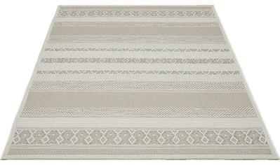 merinos Teppich »Ottowa 22565«, rechteckig, 10 mm Höhe kaufen