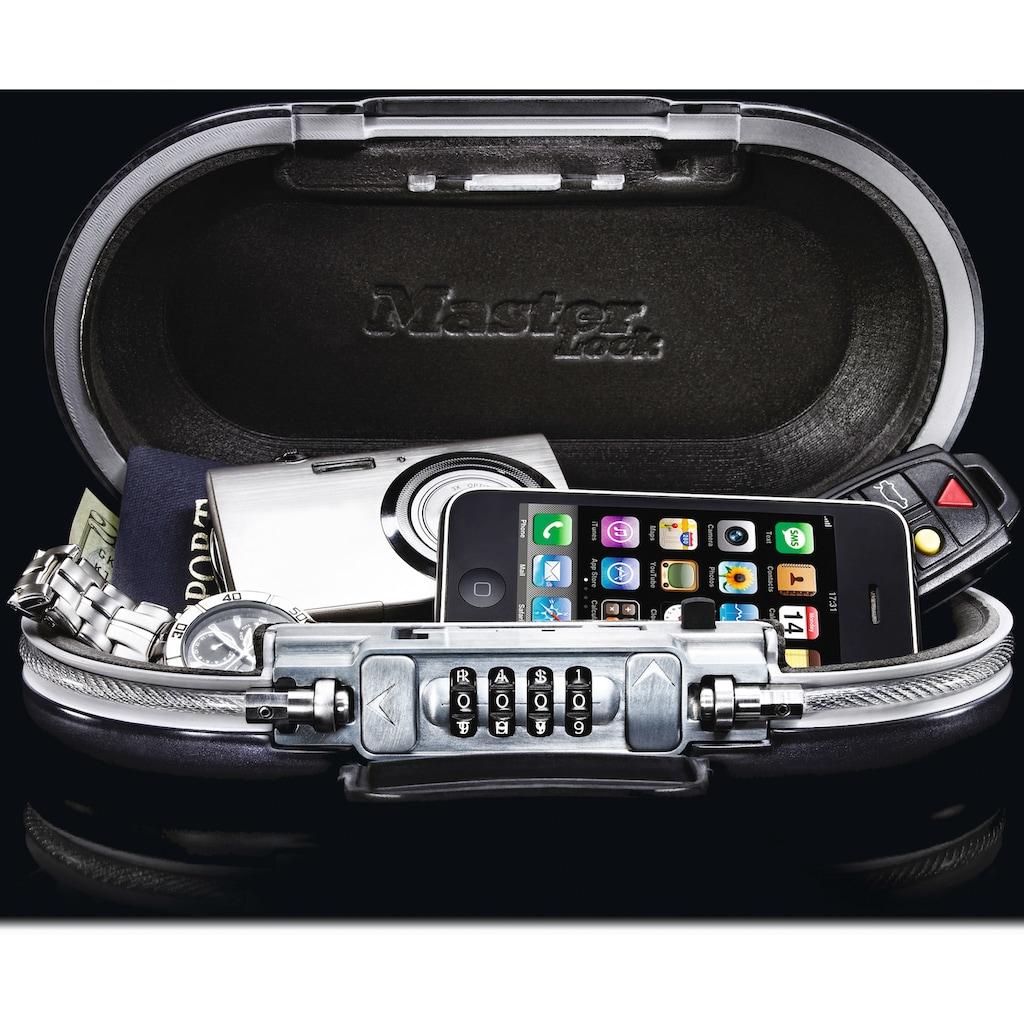 Master Lock Schlüsseltresor »Safe Space«, Dokumentenkassette, Innenmaße B/T/H: 21,5x3,5x8,9 cm
