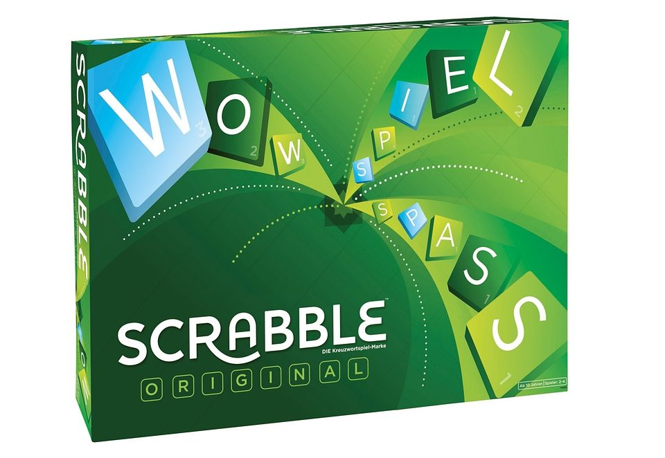 Mattel Spiel, Scrabble Original