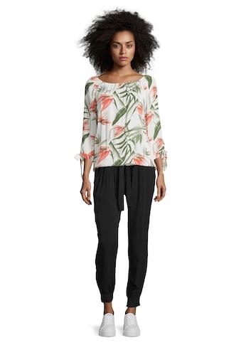 Cartoon Blüten - Bluse »im Carmen - Look« kaufen
