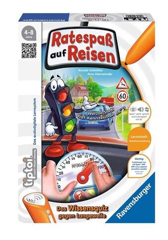 Ravensburger Spiel »tiptoi® Ratespaß auf Reisen«, Made in Europe kaufen