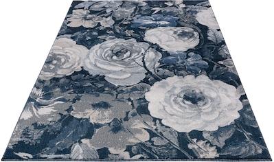 Teppich, »Peony«, MINT RUGS, rechteckig, Höhe 10,5 mm, maschinell gewebt kaufen