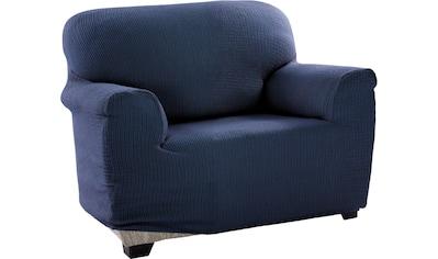 sofaskins Sesselhusse »Dario«, mit leichtem Struktur-Effekt kaufen