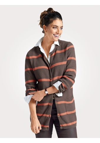 Mona Strickjacke aus reiner Baumwolle kaufen