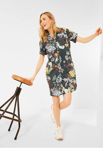 Cecil Hemdblusenkleid, mit floralem Print kaufen