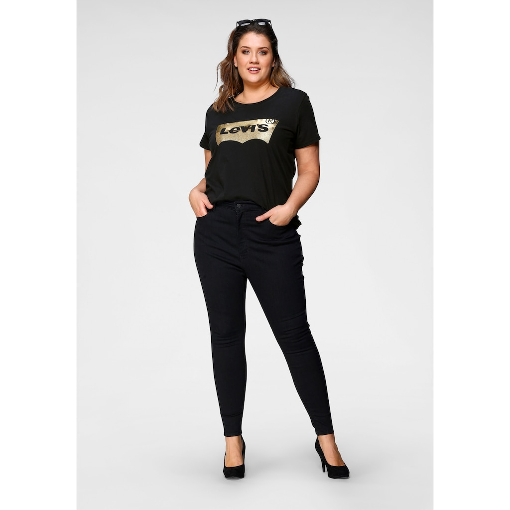 Levi's® Plus T-Shirt »Batwing«