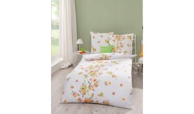 Kaeppel Bettwäsche »Blossom«, mit floralem Print kaufen