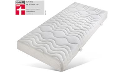 BeCo EXCLUSIV Komfortschaummatratze »Vision Top«, 22 cm cm hoch, Raumgewicht: 35... kaufen