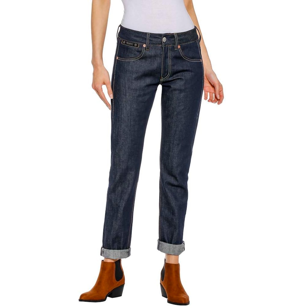 Herrlicher Straight-Jeans, im modernen Look