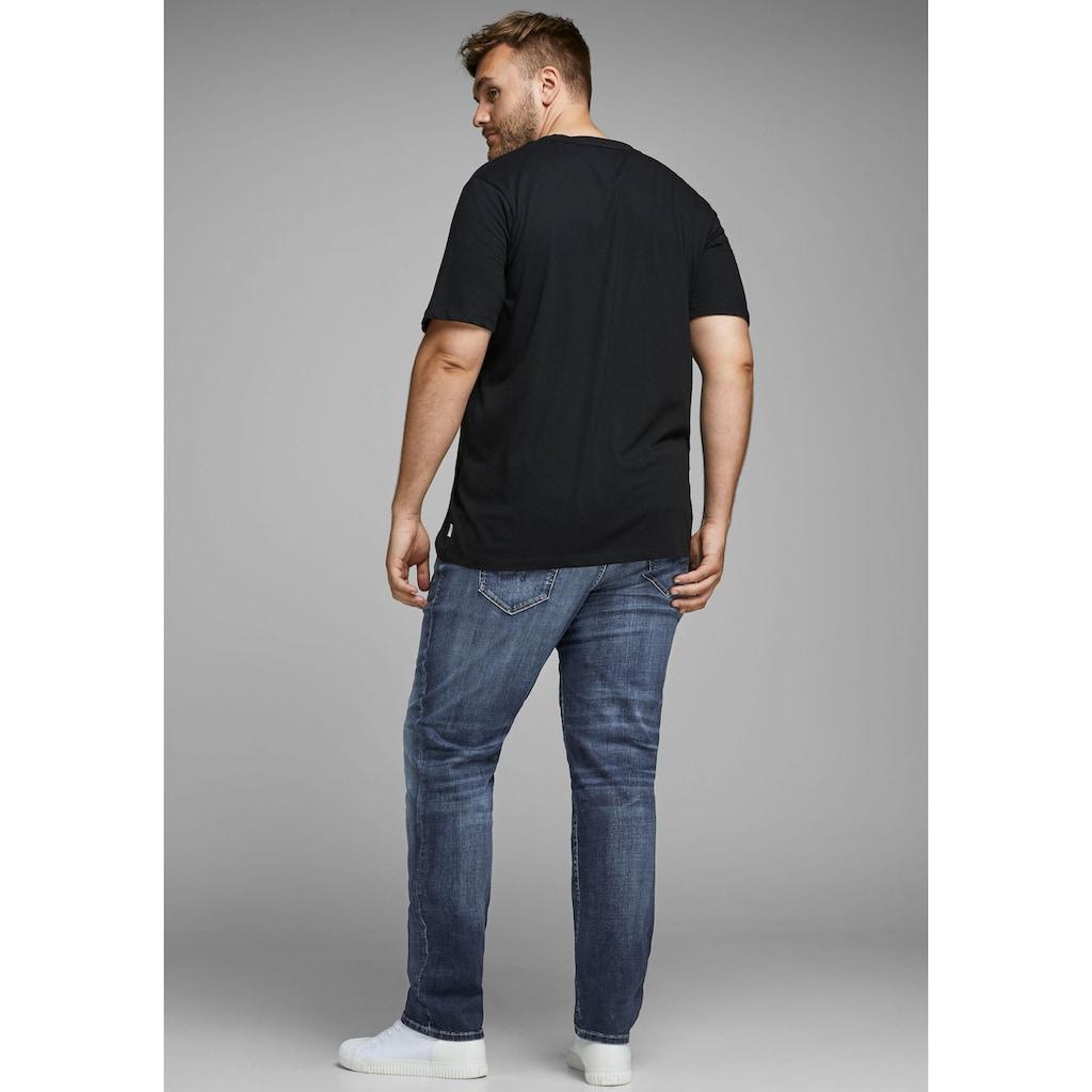 Jack & Jones Slim-fit-Jeans »Tim Icon«, bis Jeans Weite 48