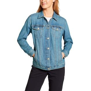 jeans jacke bauer versand