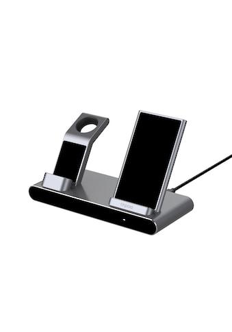 "Rapoo Wireless Charger »Kabelloses Ladegerät Si/Metall«, inkl.Netzteil ""XC600"" kaufen"