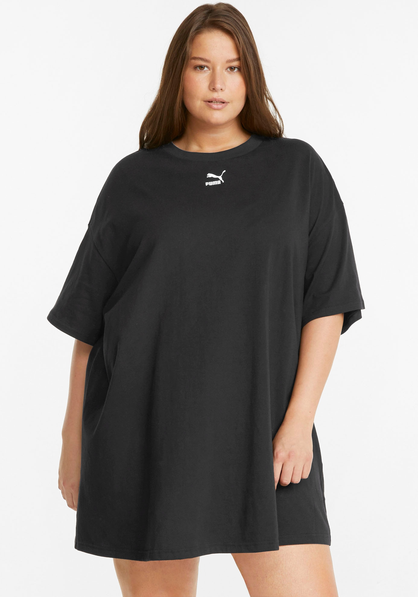 puma -  Jerseykleid Classics Tee Dress PLUS