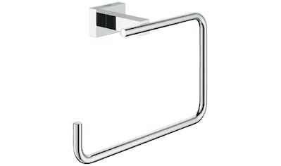 GROHE Handtuchring »Essentials Cube«, chrom kaufen