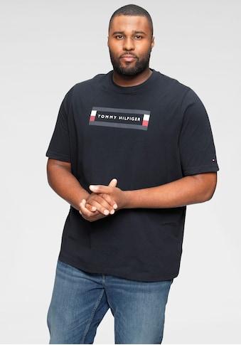 Tommy Hilfiger Big & Tall T - Shirt »Big & Tall CORP BOX LOGO TEE« kaufen
