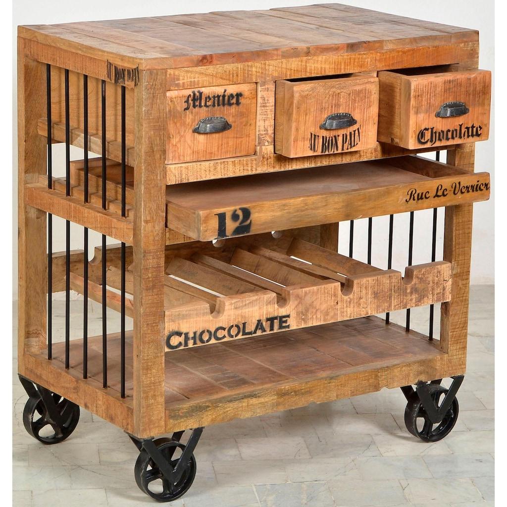 SIT Küchenwagen »Rustic«, Shabby Chic, Vintage
