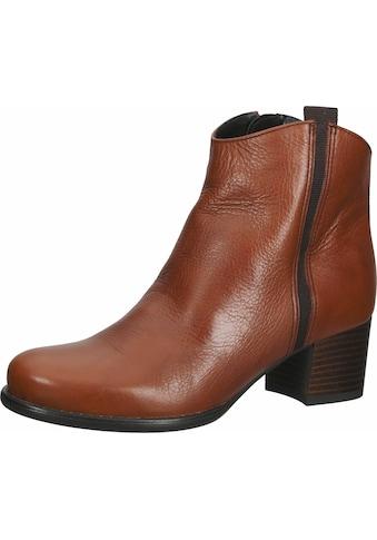 Ara Stiefelette »Glattleder« kaufen