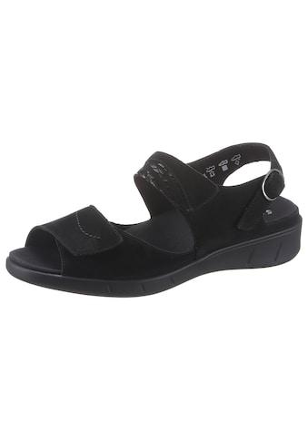 SOLIDUS Sandale »HAPPY«, mit Wechselfußbett kaufen