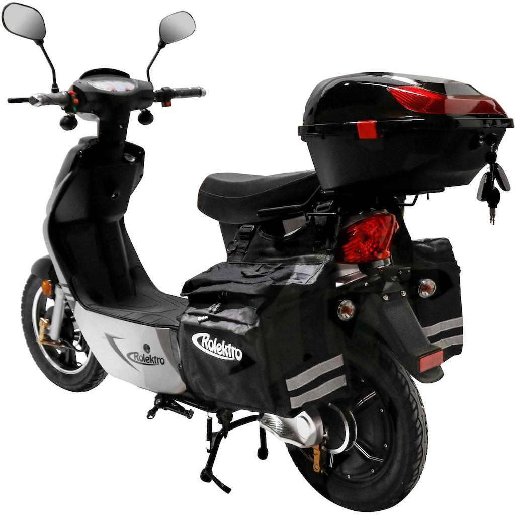 Rolektro E-Motorroller »eco-City 45 Plus V.2«, 0,7 PS