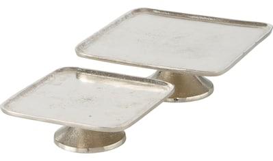 BOLTZE Dekotablett »Vendi« (Set, 2 Stück) kaufen