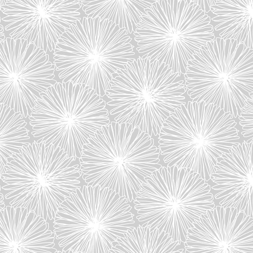 GARDINIA Schiebegardine »Flächenvorhang Stoff Bloomy«, HxB: 245x60