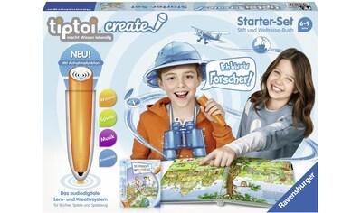 """Ravensburger Spiel, """"tiptoi® Starter - Set: Die verrückte Weltreise"""" kaufen"""