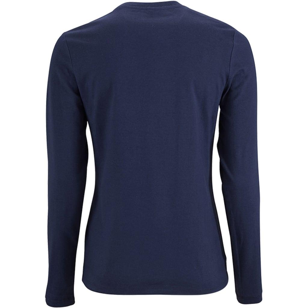 SOLS Longsleeve »Damen T-Shirt Imperial, langärmlig«