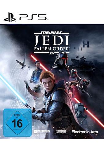 Electronic Arts Spiel »Star Wars Jedi: Fallen Order«, PlayStation 5 kaufen