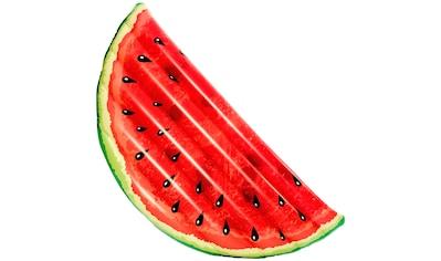Bestway Luftmatratze »Wassermelone«, BxLxH: 79x169x18 cm kaufen