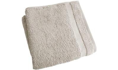 framsohn frottier Handtücher »Organic Nature«, (2 St.), aus GOTS zertifizierter Bio Baumwolle kaufen