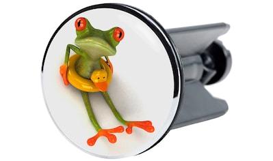 SANILO Stöpsel »Froggy«, für Waschbecken, Ø 4 cm kaufen