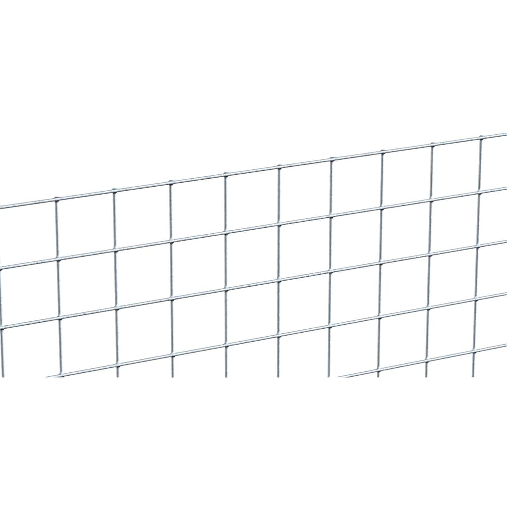 GAH Alberts Schweissgitter, 100 cm hoch, 5 m, verzinkt