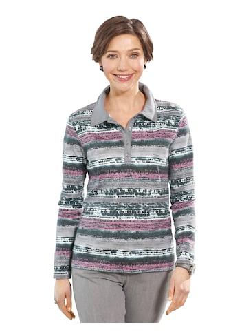 Casual Looks Poloshirt aus reiner Baumwolle kaufen