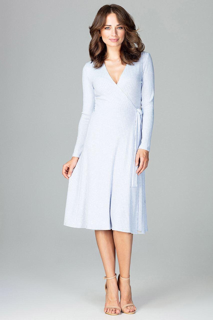 lenitif -  Blusenkleid im eleganten Look