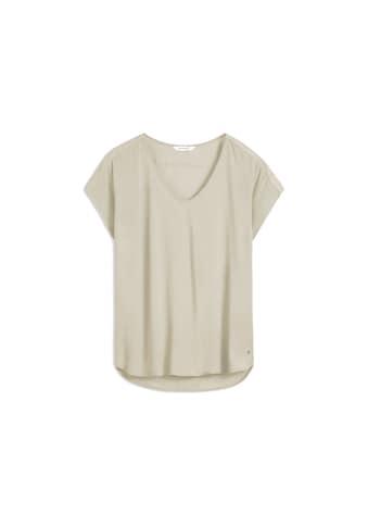Sandwich T-Shirt, mit V-Ausschnitt kaufen