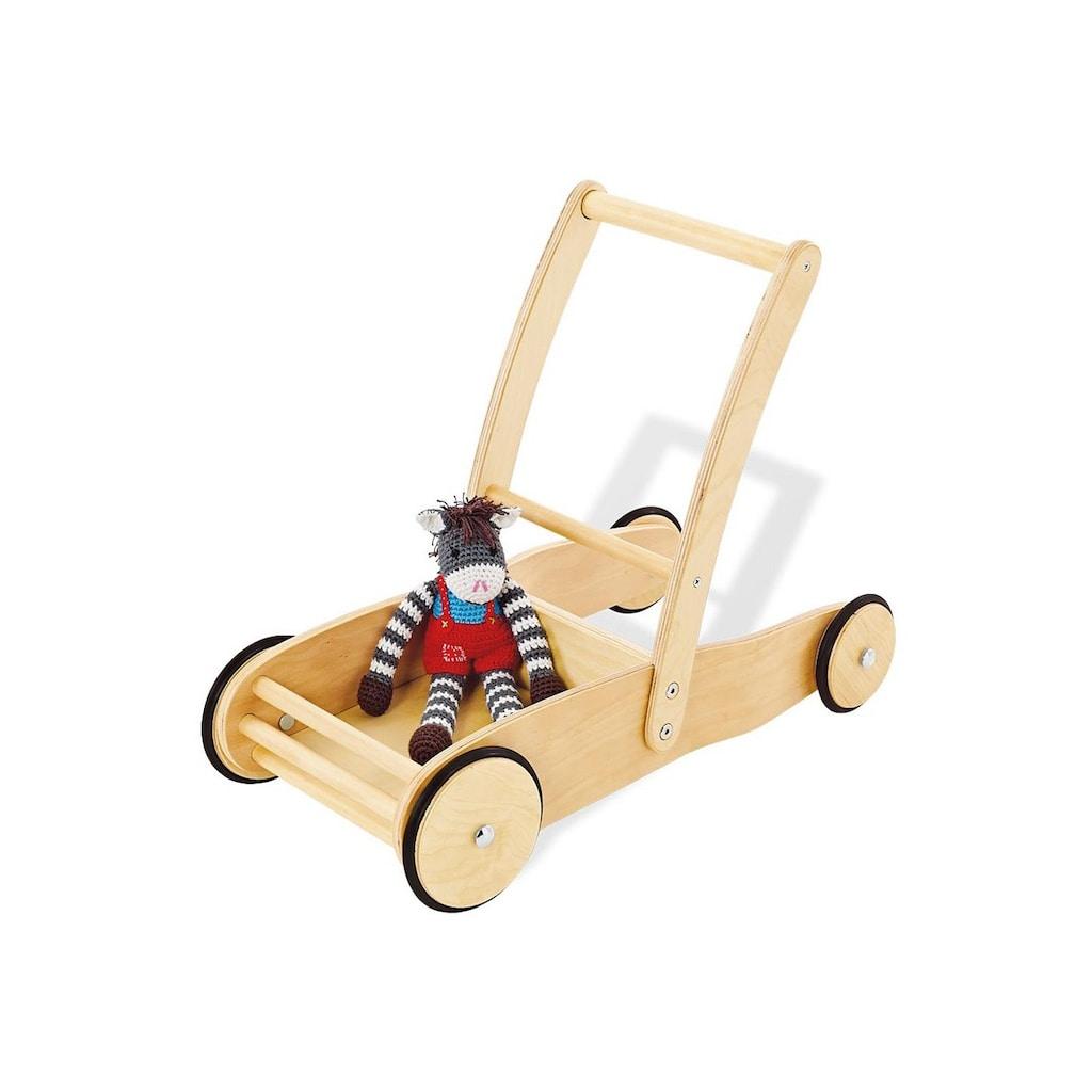 Pinolino® Lauflernwagen »Uli, natur«