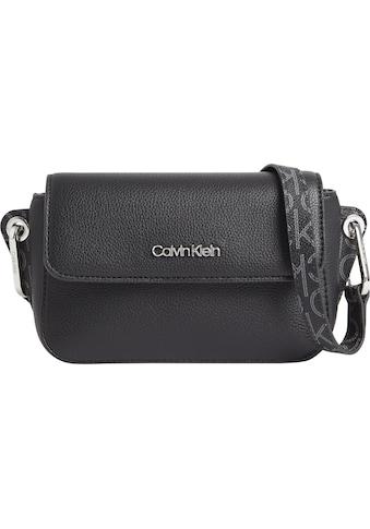 Calvin Klein Umhängetasche »CK ACCENT EW XBODY«, in schlichter Optik kaufen