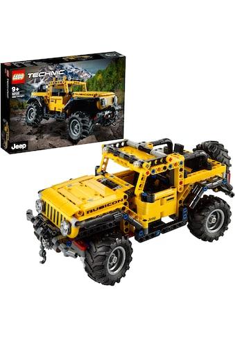 "LEGO® Konstruktionsspielsteine ""Jeep® Wrangler (42122), LEGO® Technic"", (665 - tlg.) kaufen"