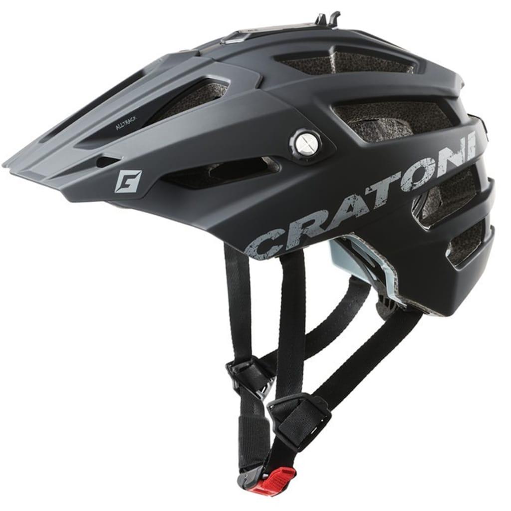 Cratoni Mountainbikehelm »MTB-Fahrradhelm AllTrack«, Reflektoren, dreifache Höhenverstellung