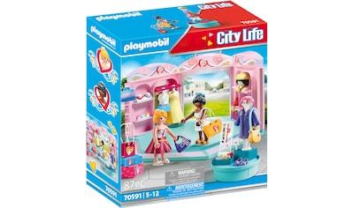 Playmobil® Konstruktions-Spielset »Fashion Store (70591), City Life«, (87 St.), Made... kaufen