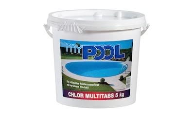 MyPool Chlortabletten »Chlor Multitabs«, 5 kg kaufen