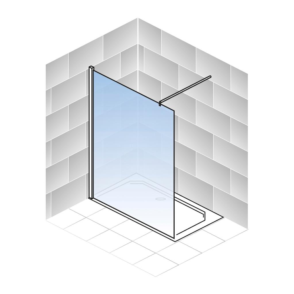 Schulte Walk-in-Dusche »Alexa Style 2.0«, Breite 120 cm