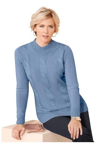 Classic Stehkragenpullover »Pullover« kaufen